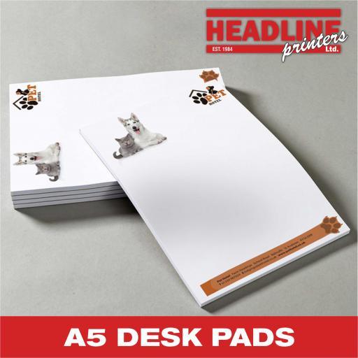A5 Desk Pads