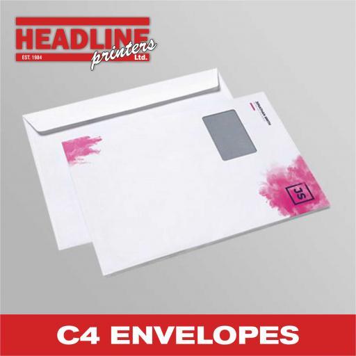 C4 Envelopes