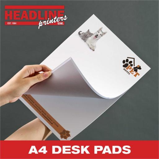 A4 Desk Pads