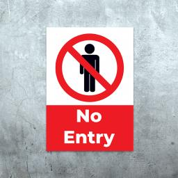 A3 and A4 No Entry Poster.png