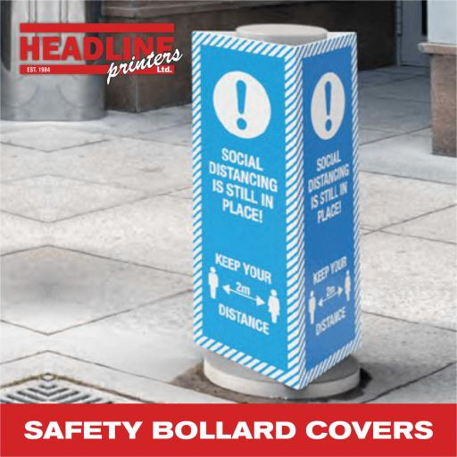 Safety Bollard Covers