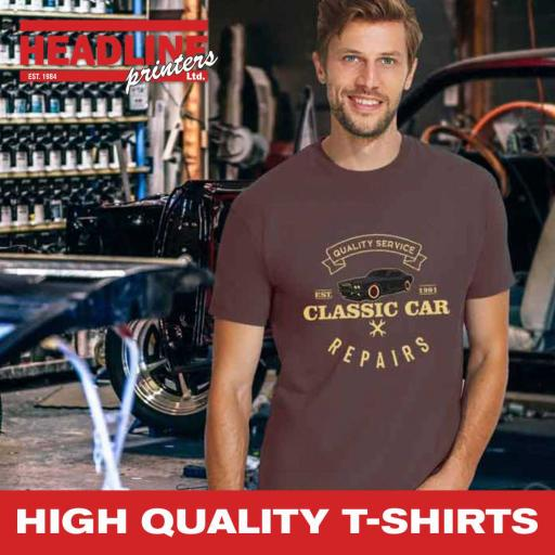 High Quality T-Shirts
