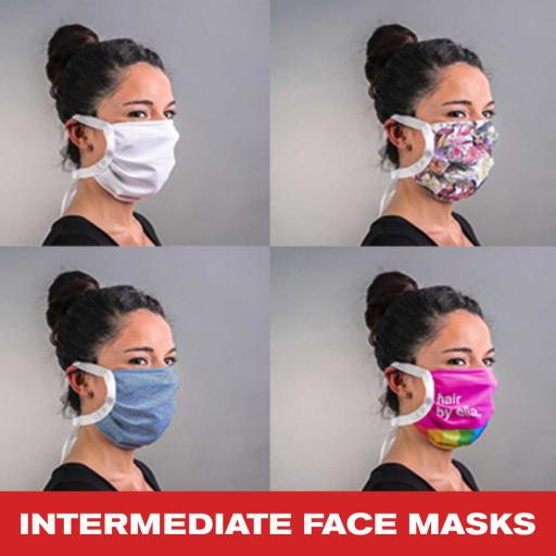Intermediate Face Masks