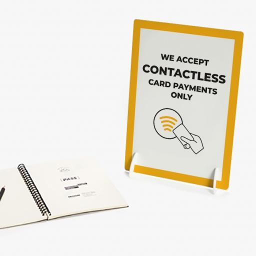 Contactless Payment Portrait Foamex Strut Card.jpg