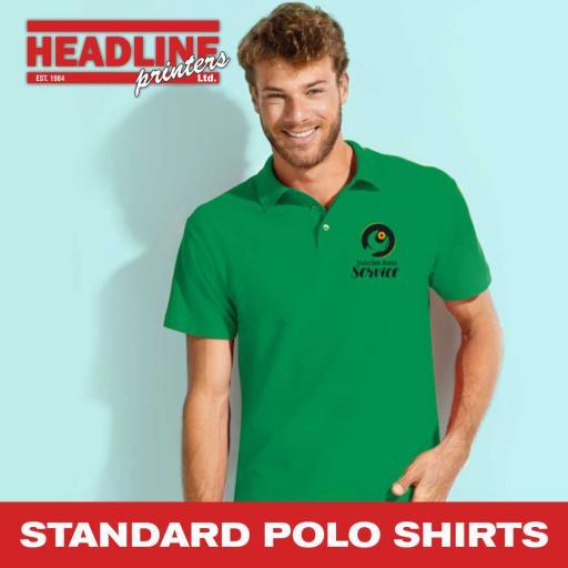 Standard Polo Shirts