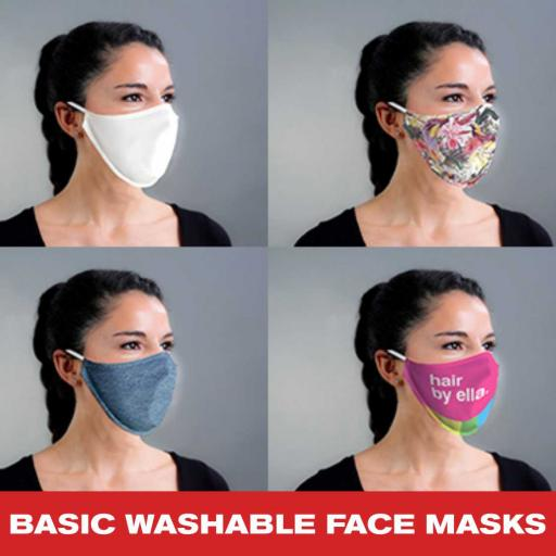 Basic Washable Face Masks