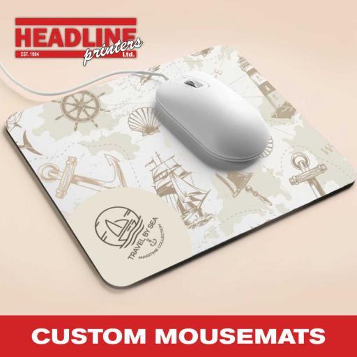 Custom Mousemats