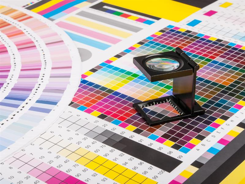 The importance of colours in print marketing