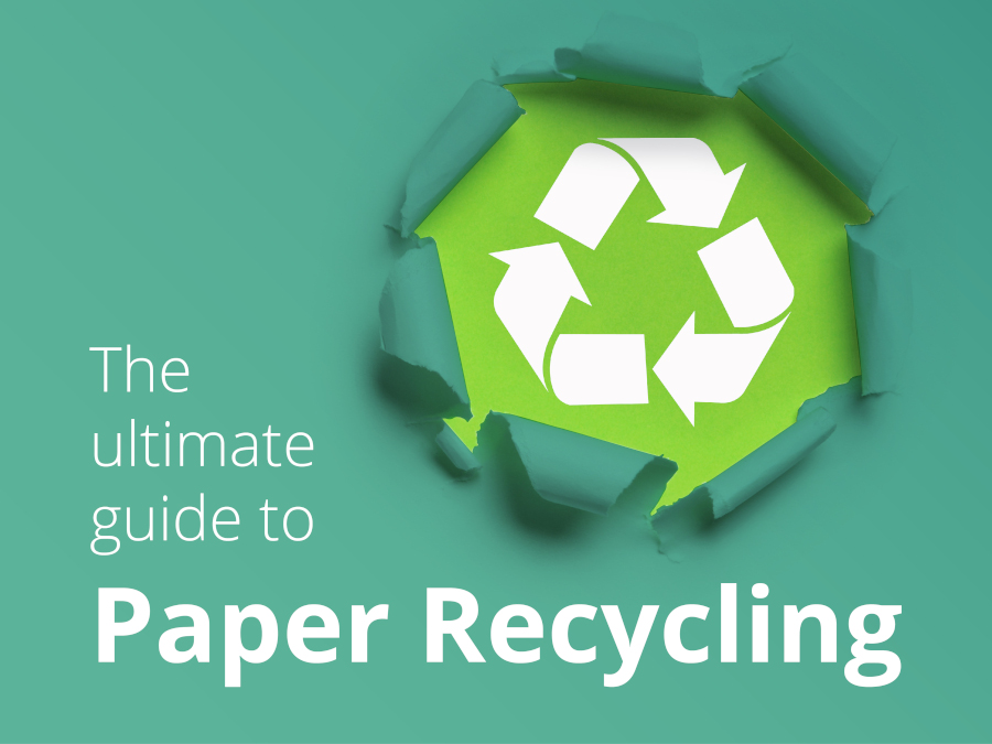 The ultimate guide to paper recycling
