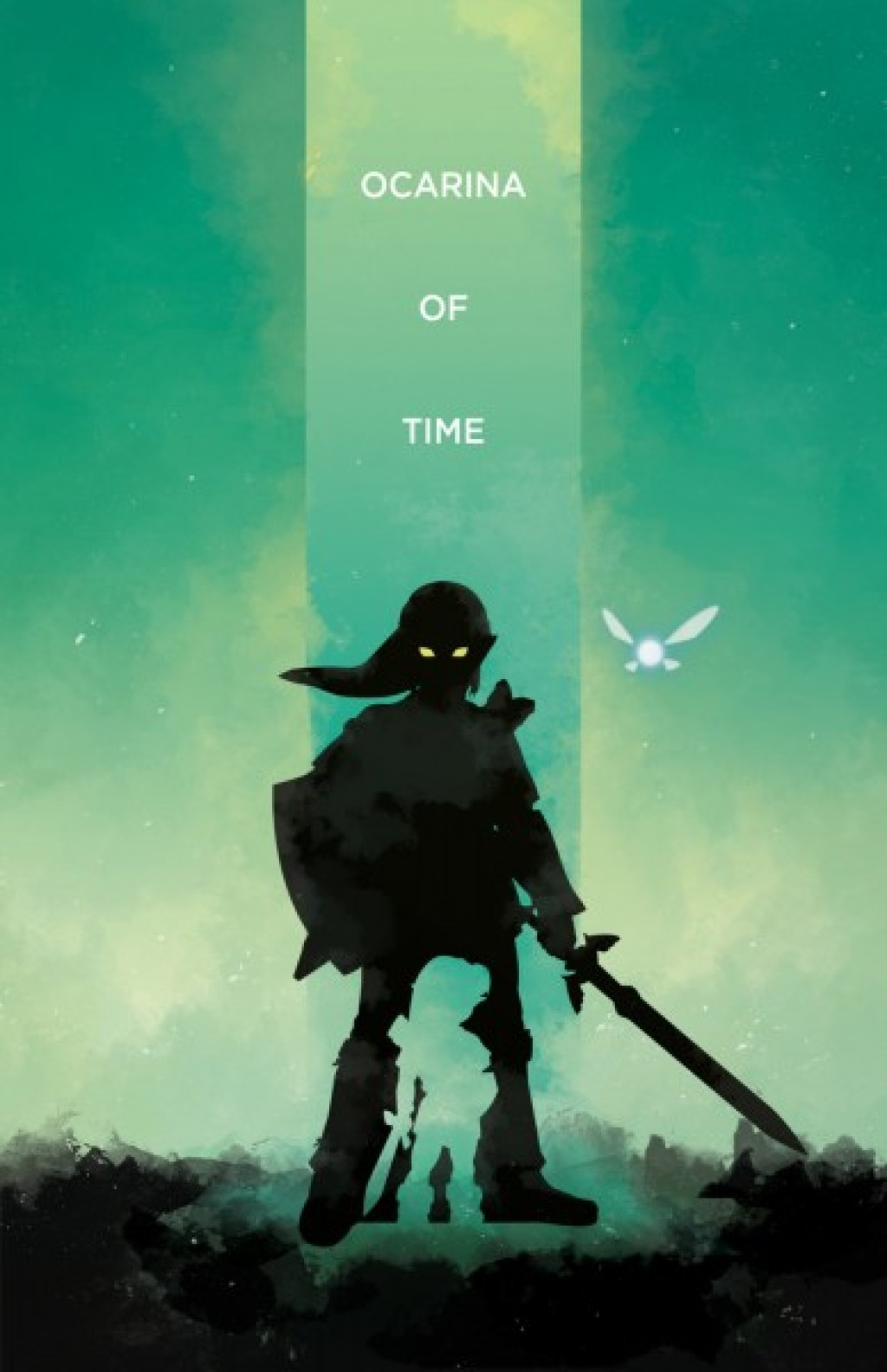 zelda-video-game-poster-by-dylan-west