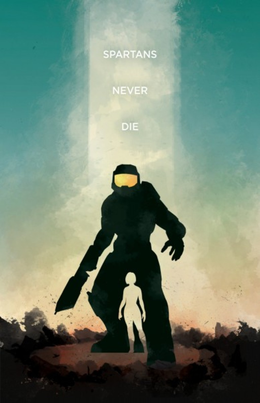 halo-video-game-poster-by-dylan-west