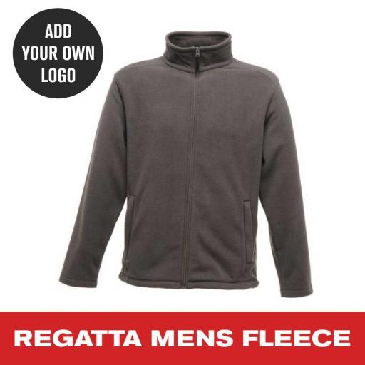 Regatta Mens Fleece - Seal Grey.jpg