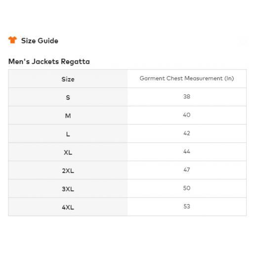 Regatta Classic Bomber Jacket - Size Guide.jpg
