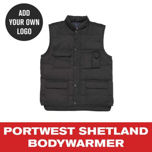 Portwest Shetland Bodywarmer