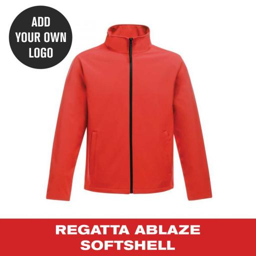 Regatta Ablaze Softshell Jacket
