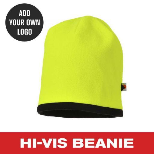 Hi Vis Beanie