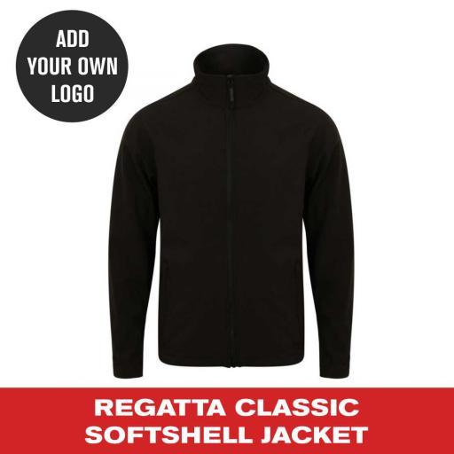 Regatta Classic Softshell Jacket