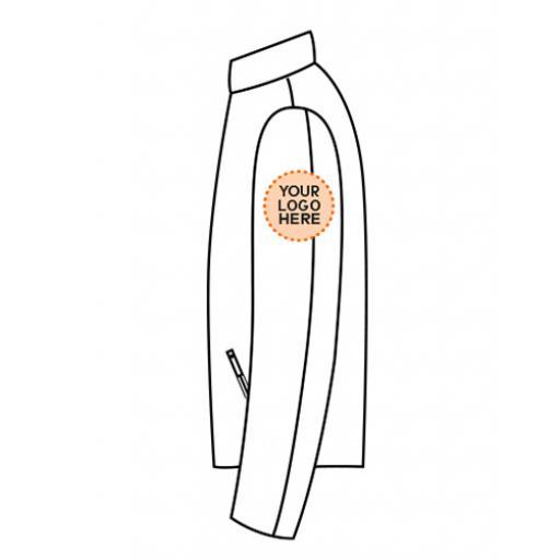Regatta Classic Bomber Jacket - Logo on Left Sleeve.jpg